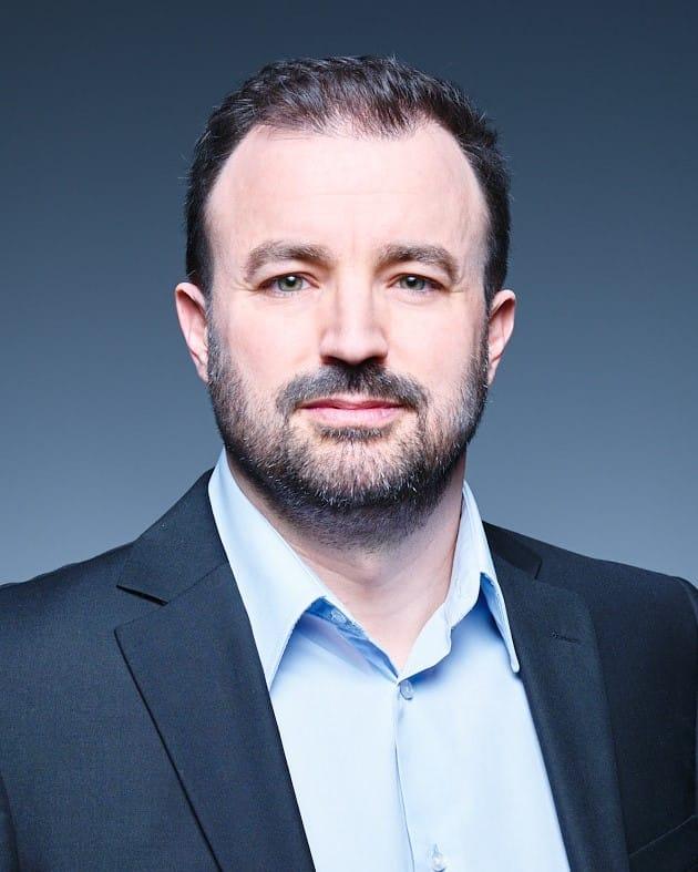 Benjamin Rudin is CTO at Menhir Photonics AG